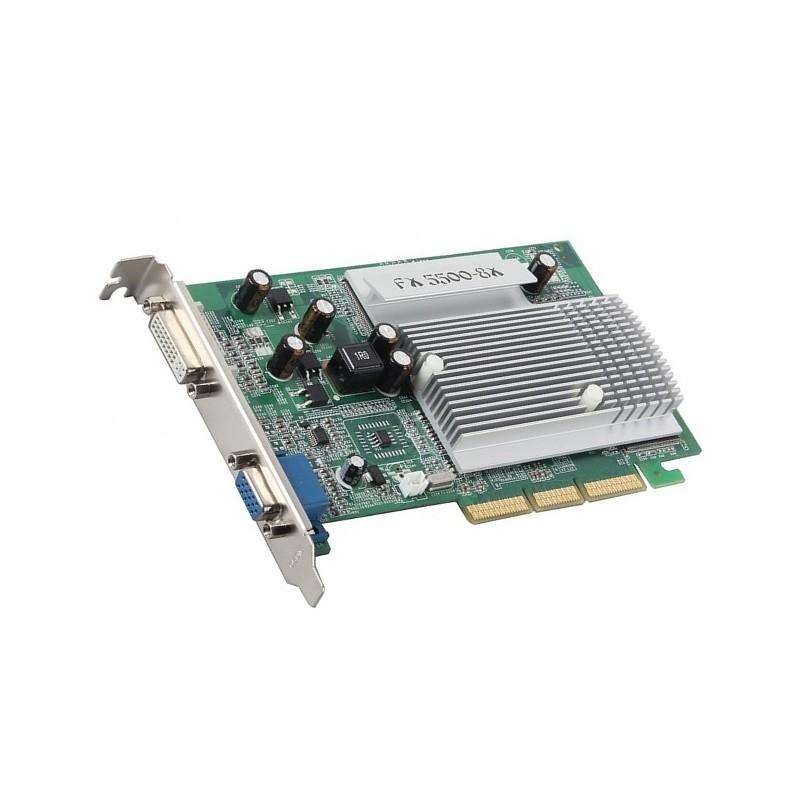 MSI FX5500-D256H carte graphique