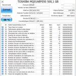 Disque dur Toshiba occasion